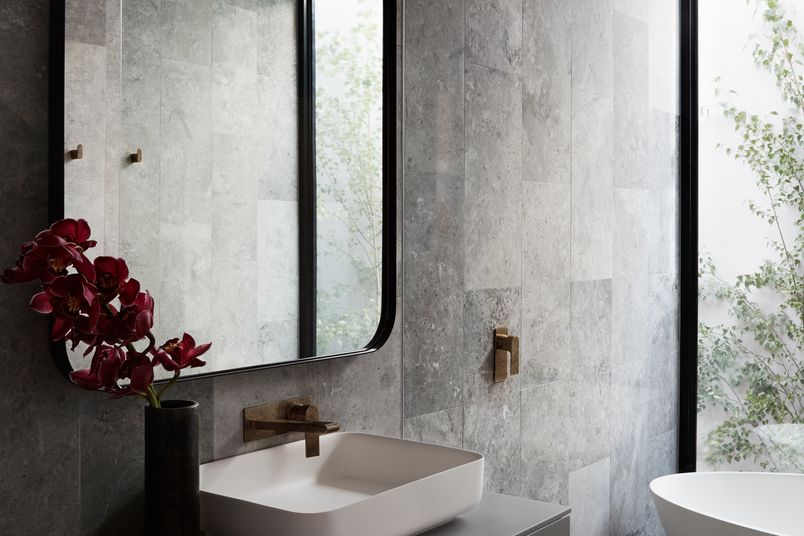 Wall, Floor And Ceiling Tiles And Slabs – New Grey Tundra By Signorino –  Selector